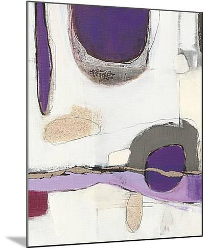 Laut und Leise III-Mechtild Runde-Witges-Mounted Art Print