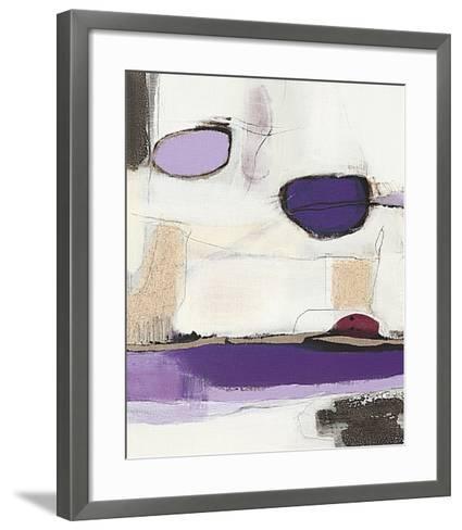 Laut und Leise IV-Mechtild Runde-Witges-Framed Art Print