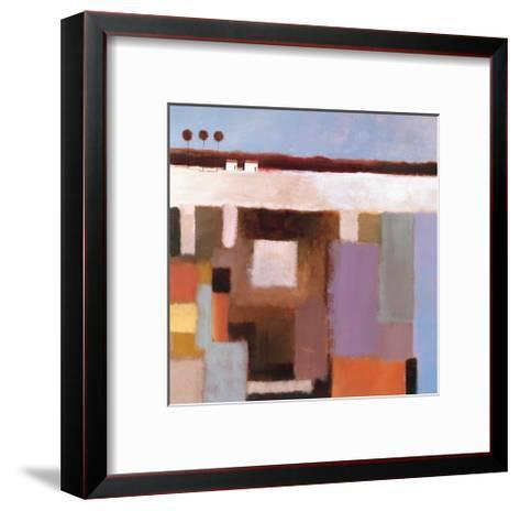 Looking to the Horizon-Derek Melville-Framed Art Print