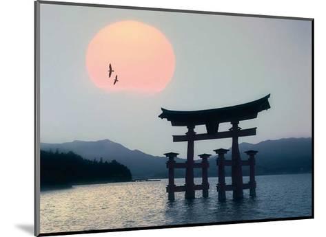 Miyajima, Japan-Edmund N?gele-Mounted Art Print
