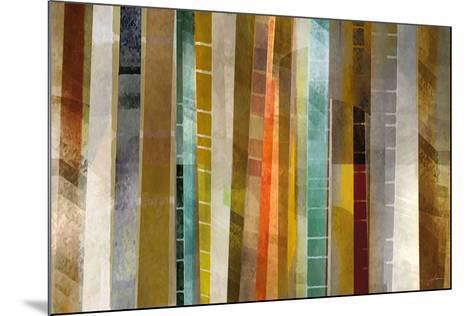 New Refractions I-James Burghardt-Mounted Art Print