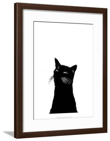 Me Ow-Alex Cherry-Framed Art Print