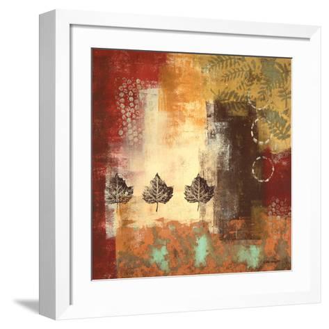 Metallic Nature I-Jodi Reeb-myers-Framed Art Print