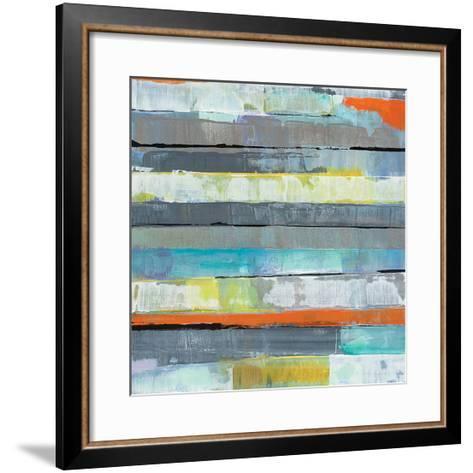 Metro I-Jodi Fuchs-Framed Art Print