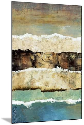 On the Edge I-Norm Olson-Mounted Art Print