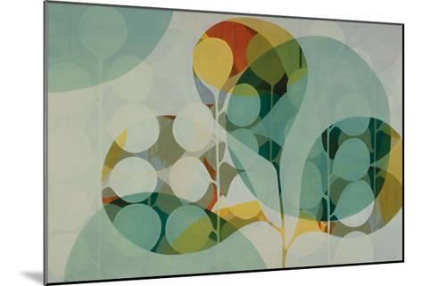 Opaque Layer Study I-Sarah Leslie-Mounted Art Print