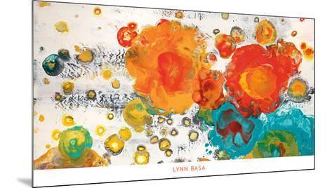 Outburst I-Lynn Basa-Mounted Art Print