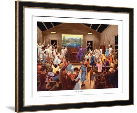 Old Time Religion-Ernest Watson-Framed Art Print