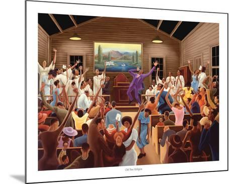 Old Time Religion-Ernest Watson-Mounted Art Print