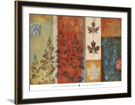 Patina Garden II-Jodi Reeb-myers-Framed Art Print