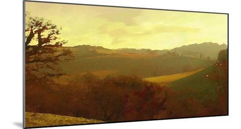 Rolling Hills-Noah Bay-Mounted Art Print