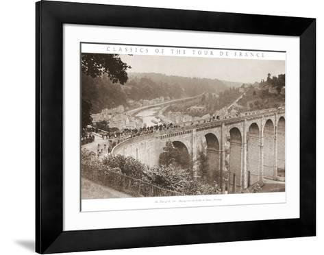 The Tour of the '20s-Presse ?E Sports-Framed Art Print