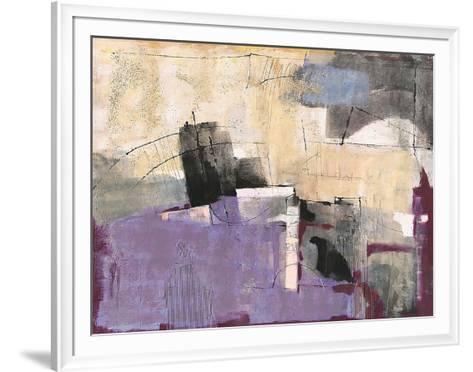 Stuhl-Ingeborg Dreyer-Framed Art Print
