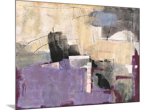 Stuhl-Ingeborg Dreyer-Mounted Art Print