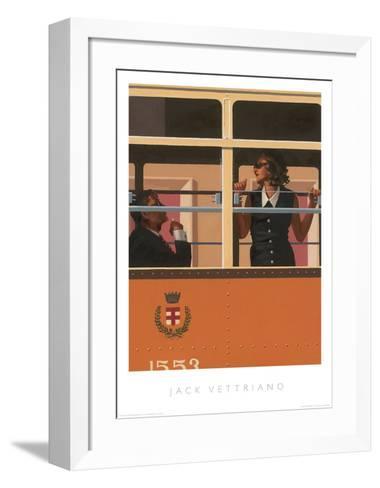 The Look of Love-Jack Vettriano-Framed Art Print