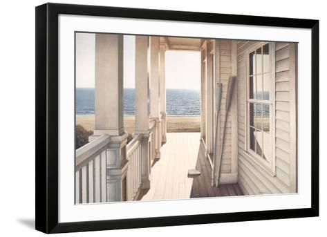 Serenity-Daniel Pollera-Framed Art Print