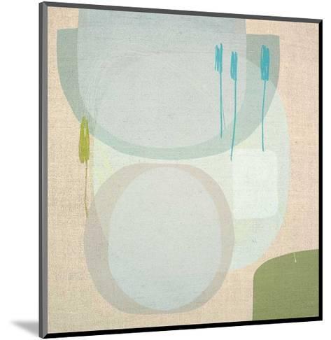 Silent Grove-Claire O?hea-Mounted Art Print