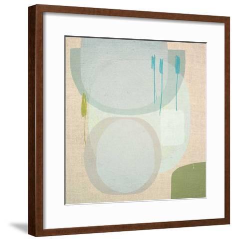 Silent Grove-Claire O?hea-Framed Art Print