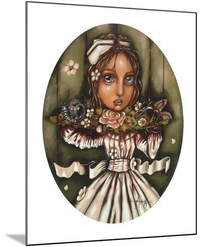 Servitude-Angelina Wrona-Mounted Art Print