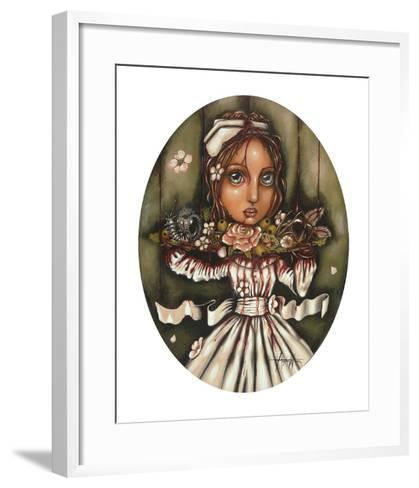Servitude-Angelina Wrona-Framed Art Print