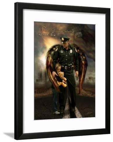 The Difference-Jason Bullard-Framed Art Print