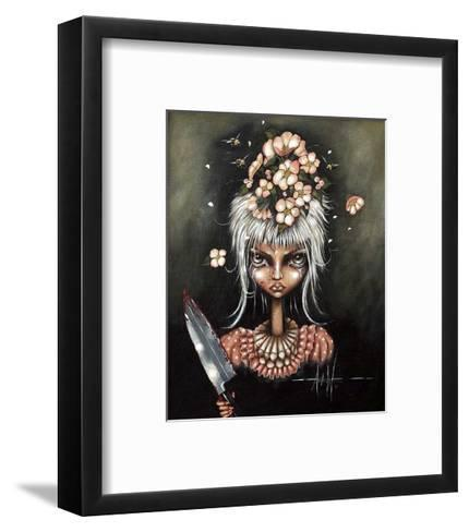 Single Again-Angelina Wrona-Framed Art Print