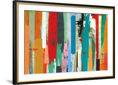 Timelines II-David Bailey-Framed Art Print