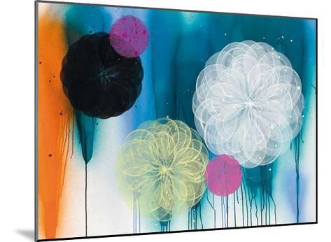 When It Falls 3-Marianne Groennow-Mounted Art Print