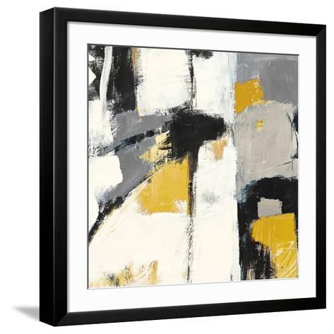 Yellow Catalina-Mike Schick-Framed Art Print