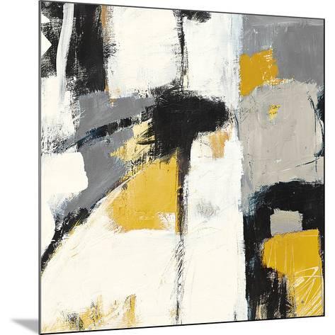 Yellow Catalina-Mike Schick-Mounted Art Print