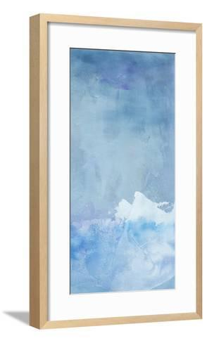 Cloud Break II-Julia Contacessi-Framed Art Print