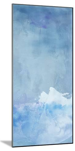 Cloud Break II-Julia Contacessi-Mounted Art Print