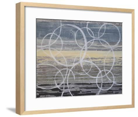 Coin Toss I-Natalie Avondet-Framed Art Print
