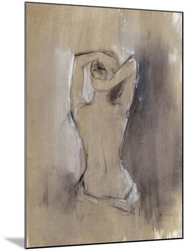 Contemporary Draped Figure I-Ethan Harper-Mounted Art Print