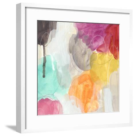 Ipso Facto II-June Erica Vess-Framed Art Print