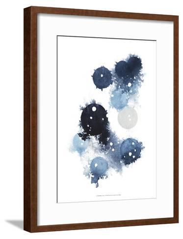 Blue Galaxy I-Grace Popp-Framed Art Print
