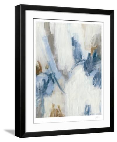 Intermittent II-June Erica Vess-Framed Art Print