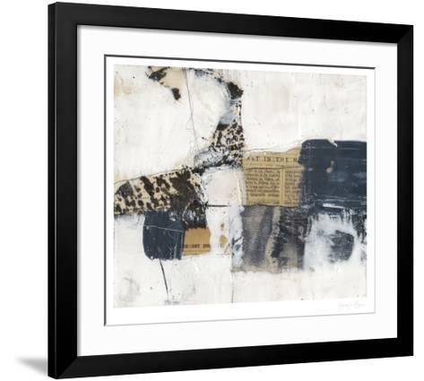 Art House I-Jennifer Goldberger-Framed Art Print