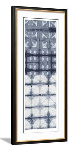 Shibori Collage I-Chariklia Zarris-Framed Art Print
