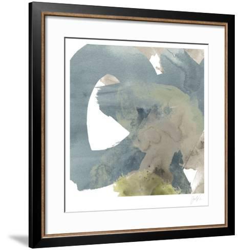 Agate Gesture I-June Erica Vess-Framed Art Print