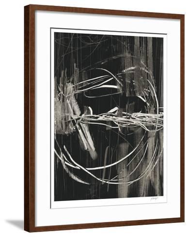 Electrical Arc II-Ethan Harper-Framed Art Print
