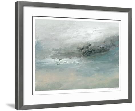 Tidal Pool II-Sharon Gordon-Framed Art Print