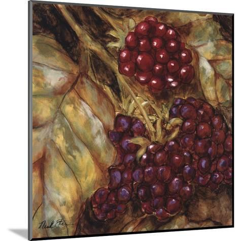 Ripening Berries-Nicole Etienne-Mounted Art Print