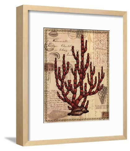 Red Coral III-Studio Voltaire-Framed Art Print