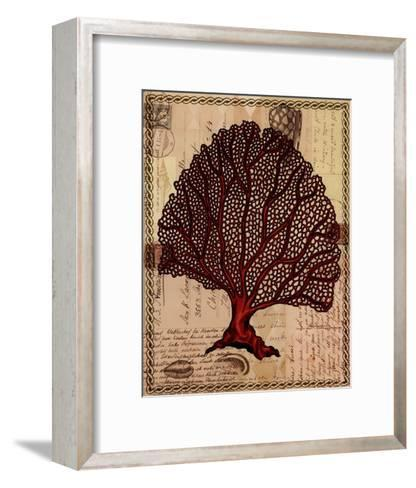 Red Coral II-Studio Voltaire-Framed Art Print