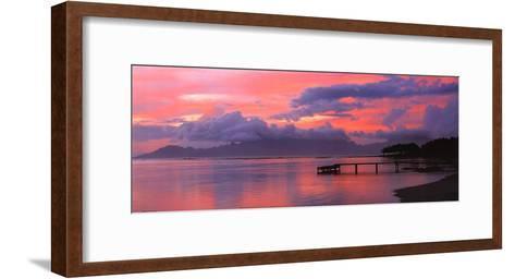Serenity-Mike Sullivan-Framed Art Print