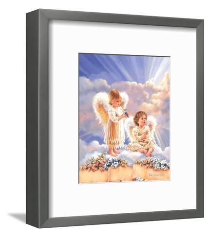 Heavenly Gifts-Dona Gelsinger-Framed Art Print