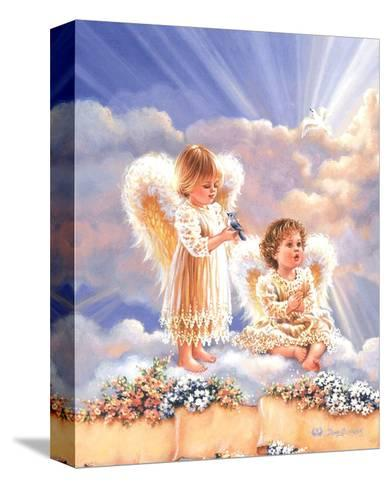 Heavenly Gifts-Dona Gelsinger-Stretched Canvas Print