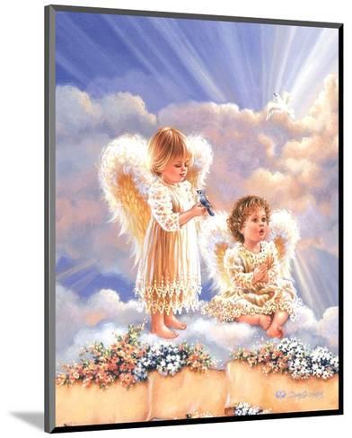 Heavenly Gifts-Dona Gelsinger-Mounted Art Print