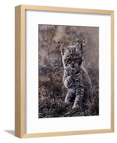 Peek A Boo-Terry Isaac-Framed Art Print